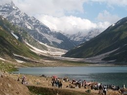 Kaghan Valley,Mansehra District ,North-West Frontier, Himalayan,Kunhar River